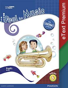 Feel the music 6 eText+ (Contenido extra)