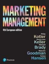 Marketing Management: European Edition, 4/e (e-Book VS 12m)