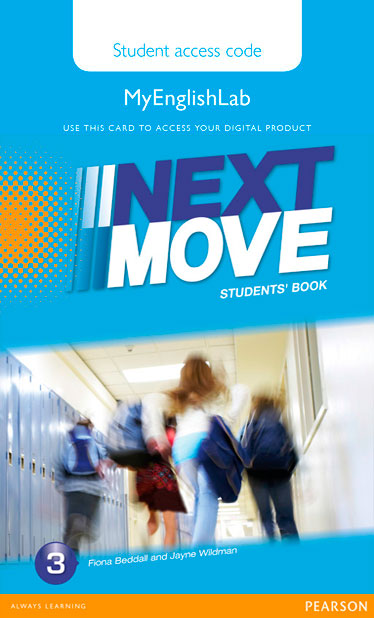 Next Move 3 MyEnglishLab Student online access code