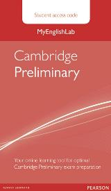 MyEnglishLab: Cambridge Preliminary Student's Online Access Code
