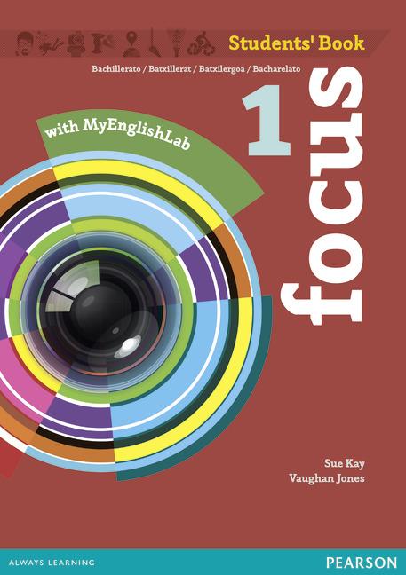 Focus 1 Students' Book with MyEnglishLab