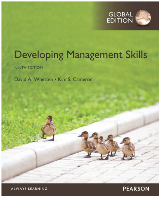 Pearson MyLab Management válido para Developing Management Skills, Global Edition