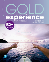 Gold Experience 2nd Edition B2+ Students' Online Homework Access Code
