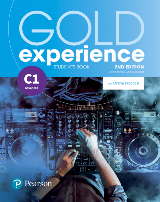 Gold Experience 2nd Edition C1 Students' eBook Online Access Code
