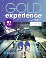 Gold Experience 2e A1 Student's eBook online access code