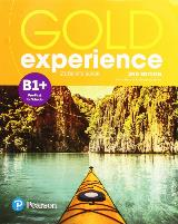 Gold Experience 2e B1+ Student's eBook online access code