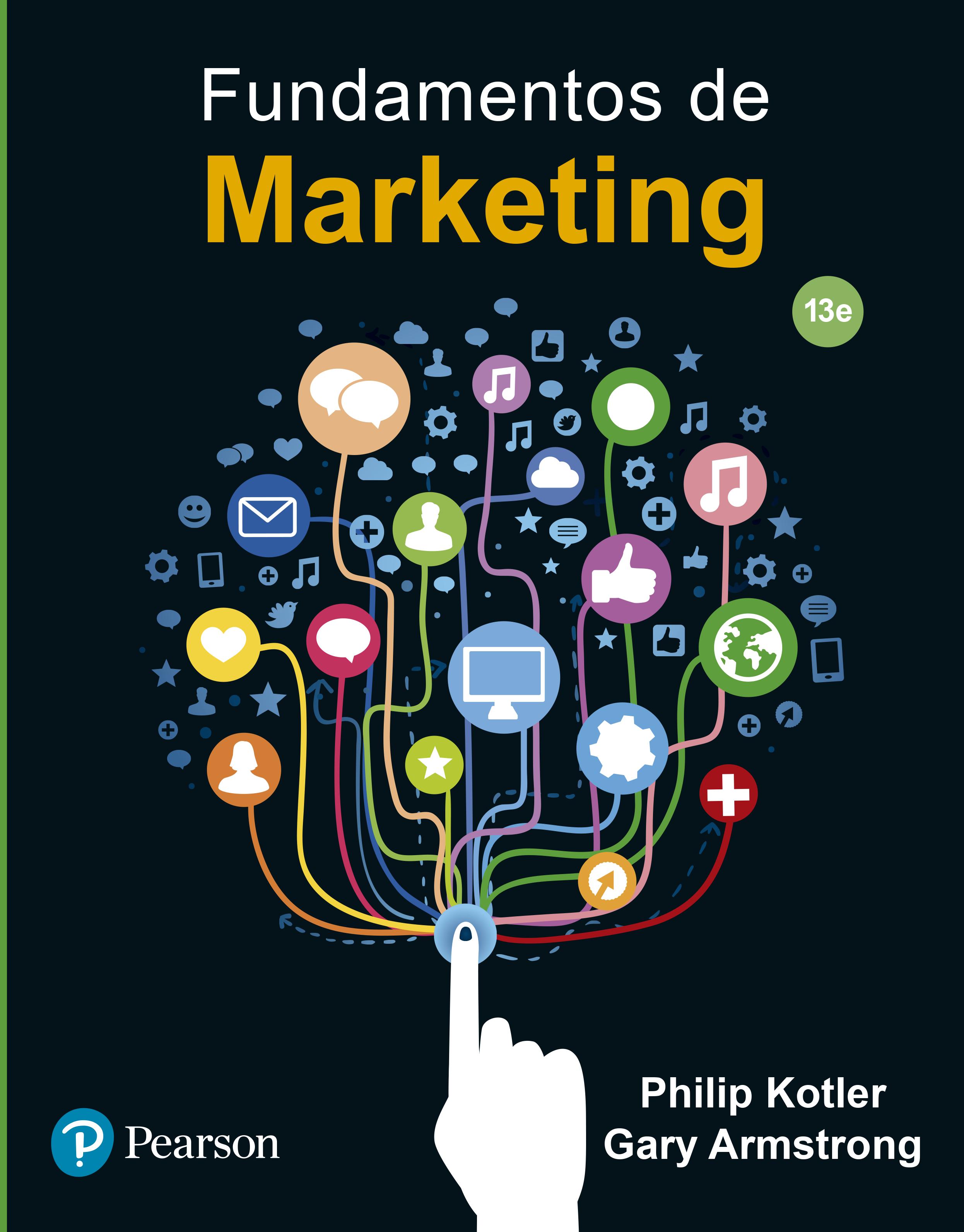Fundamentos de marketing, 13e (e-Book VS 12m)