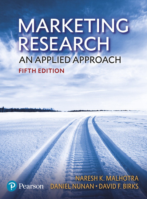 Marketing Research, 5e (e-Book VS 12m)