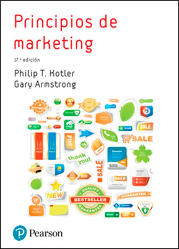 Principios de marketing 17º Edición (e-Book enriquecido VS 12m)