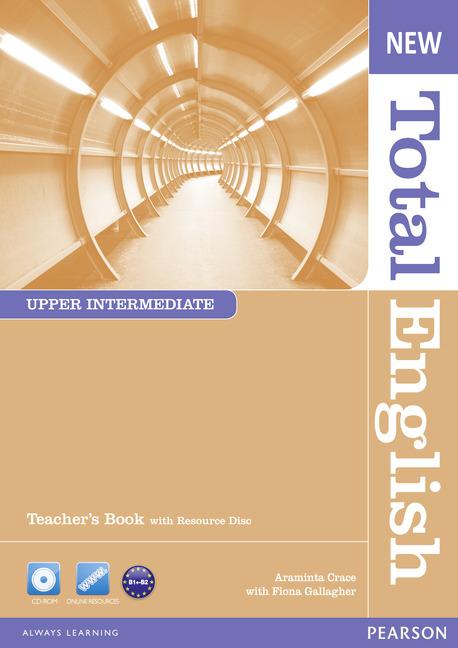 New Total English Students Book (Upper Intermediate)