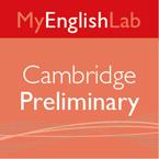 MyEnglishLab Cambridge Preliminary Standalone Student Access Card