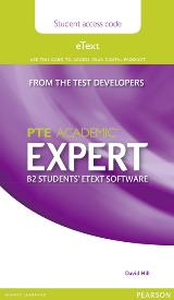 MyEnglishLab: Pearson Test of English Academic B2 Student's Online Access Code