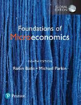 Pearson MyLab Economics válido para ​Foundations of Microeconomics, Global Edition, 8e