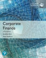 Corporate Finance, Global Edition, 5/e (e-Book VS 12m)