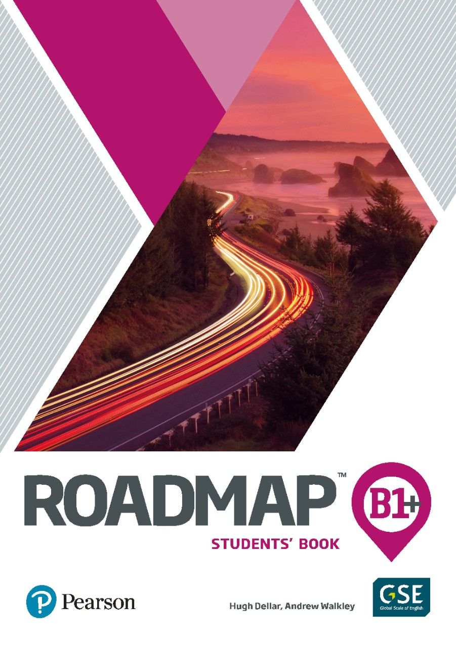 Roadmap B1+ Students' eBook & Online Practice (MyEnglishLab) Access Code