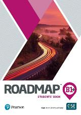 Roadmap B1+ Students' eBook & Online Practice (MyEnglishLab) Access Code