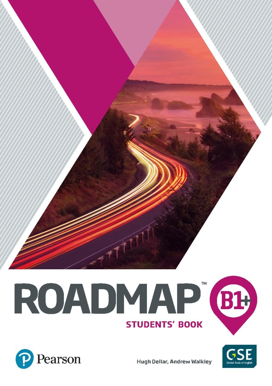 Roadmap B1+ Students' eBook Online Access Code