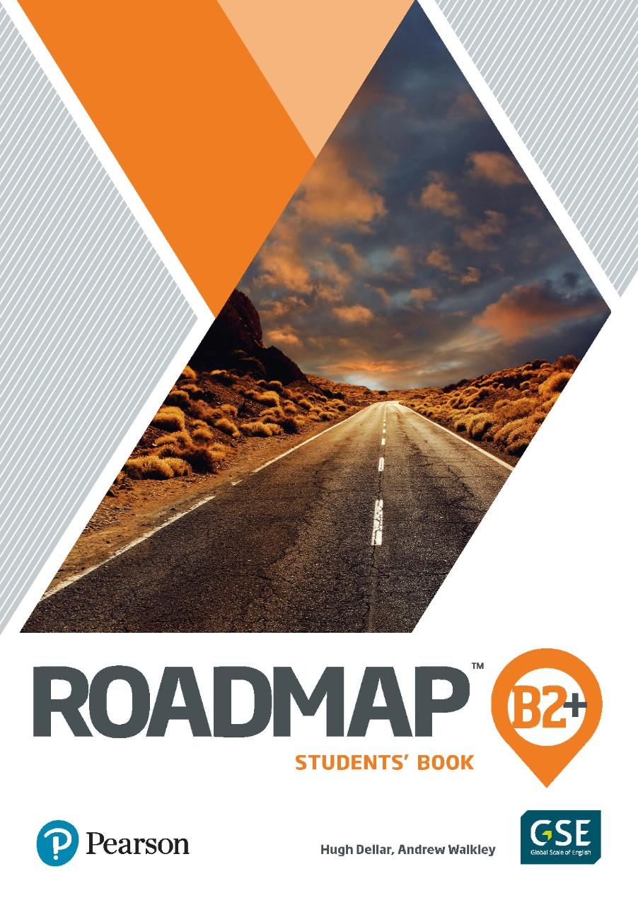 Roadmap B2+ Students' eBook & Online Practice (MyEnglishLab) Access Code