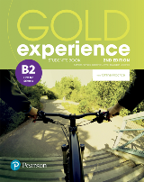 Gold Experience 2nd Edition B2 Students' Online Homework Access Code