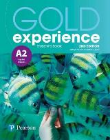 Gold Experience 2e A2+ Student's eBook online access code