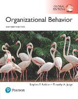 Organizational Behavior_Global Edition