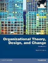 Organizational Theory, Design and Change
