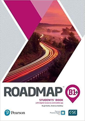 Roadmap B1+ Students' Online Practice Access Code (MyEnglishLab)