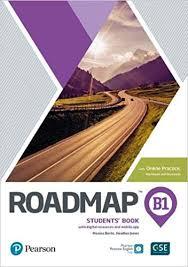 Roadmap B1 Students' Online Practice Access Code (MyEnglishLab)