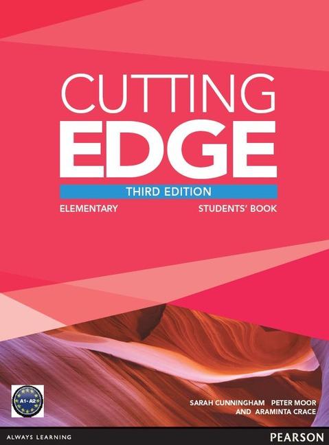 cutting edge حل كتاب