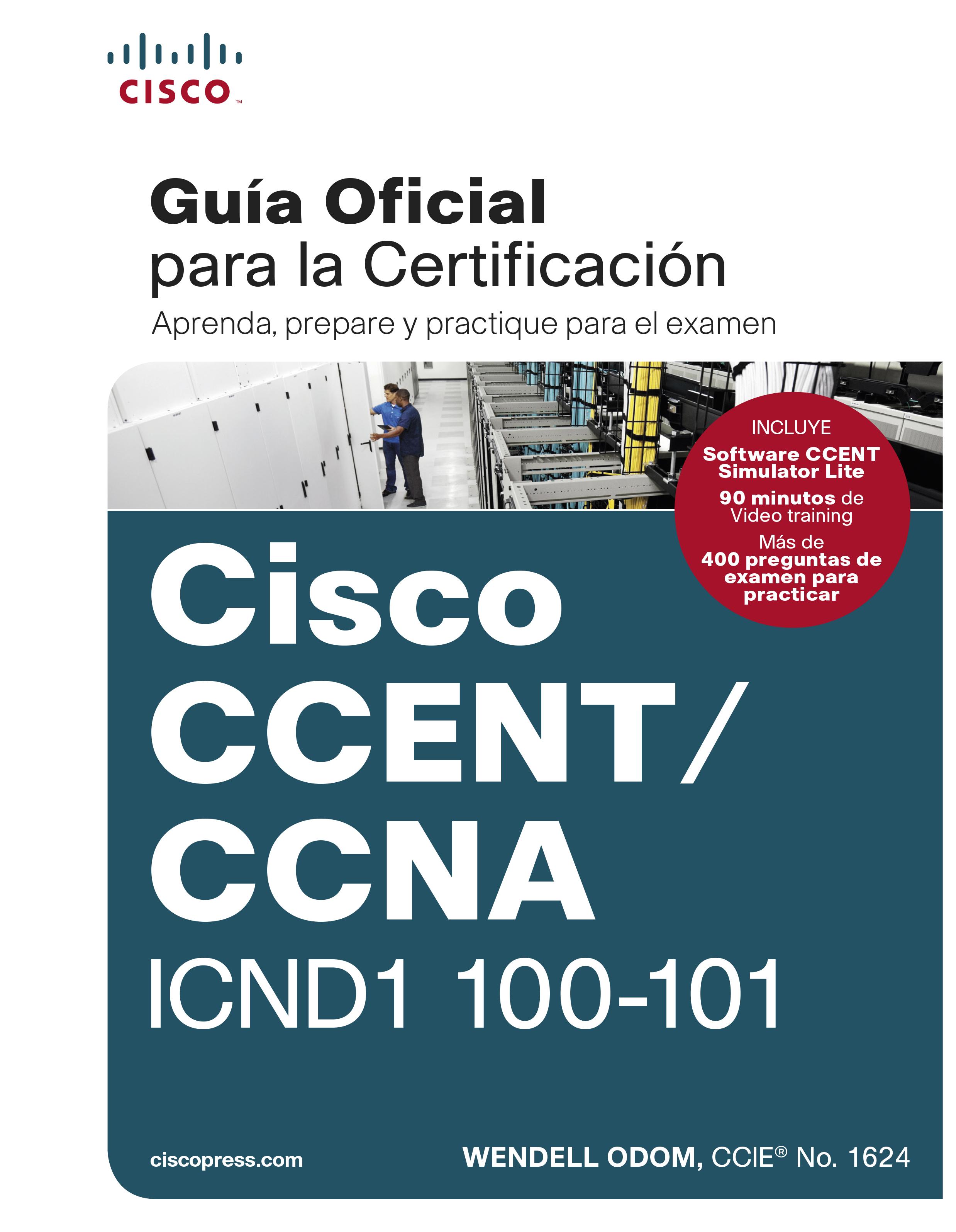 Cisco Ccent Ccna Icnd1 100 101